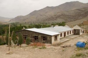 Wardak A4T School repaired 2010